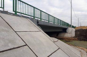 перильне мостове огородження